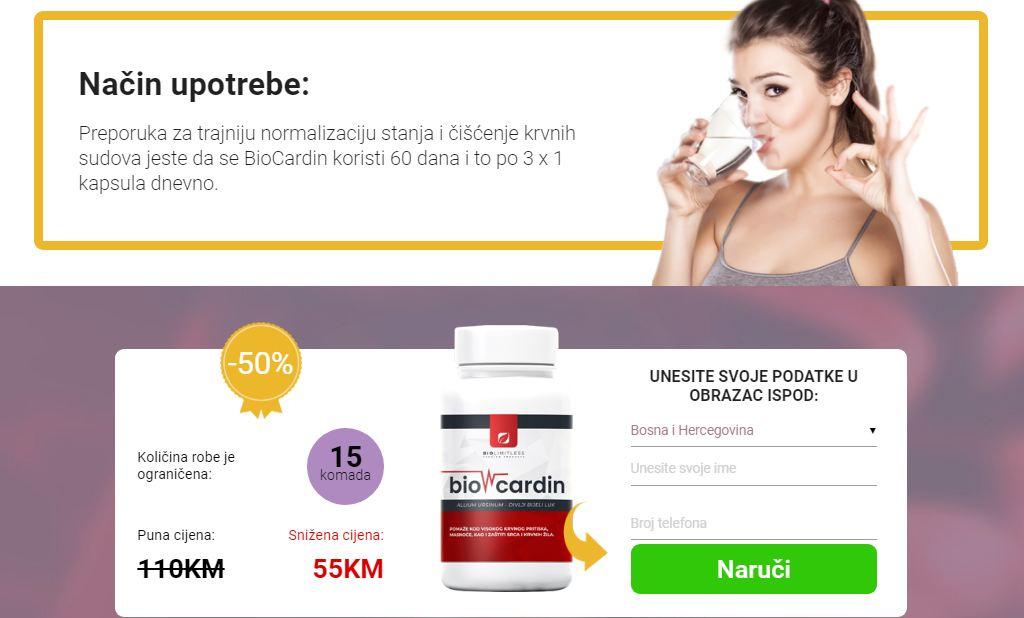BioCardin Cijena