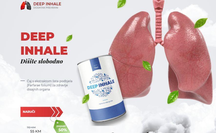 Deep Inhale Caj