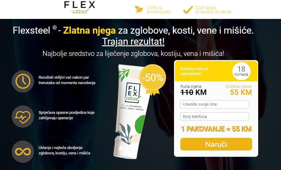 Flexsteel Gel Cijena