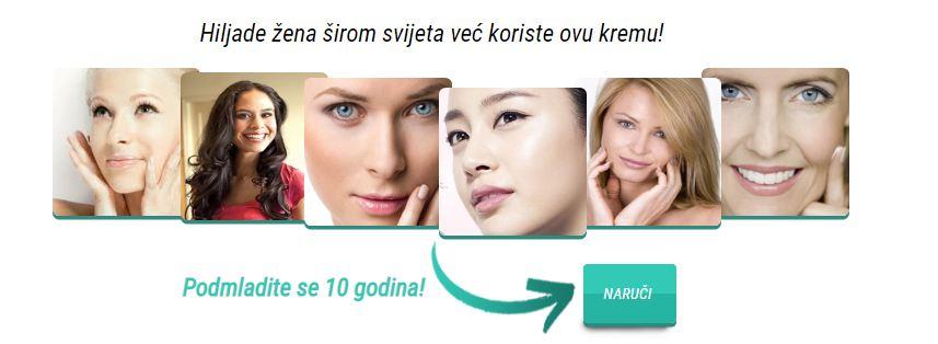 Hiljade žena širom svijeta već koriste ovu kremu!