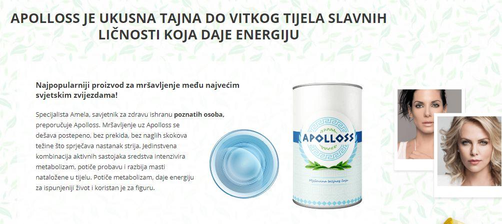 APOLLOSS JE UKUSNA TAJNA DO VITKOG TIJELA SLAVNIH LIČNOSTI KOJA DAJE ENERGIJU