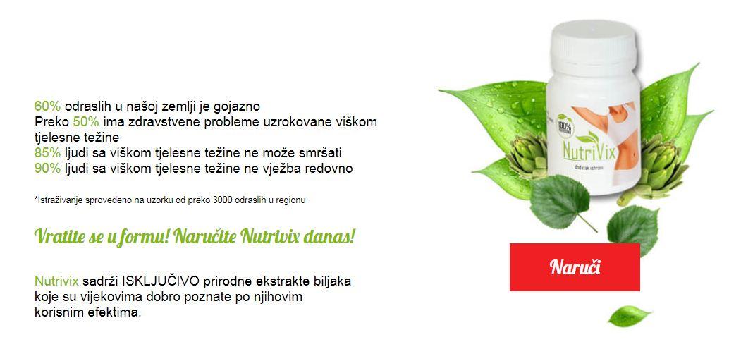 Nutrivix Cijena
