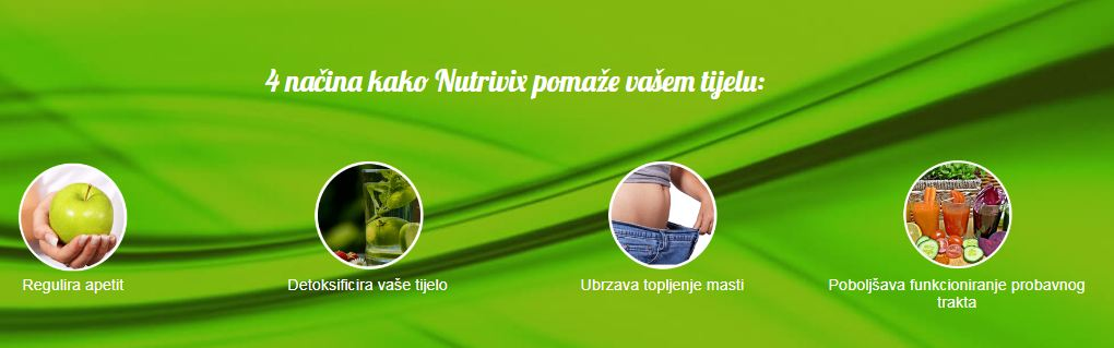 Nutrivix Kupiti
